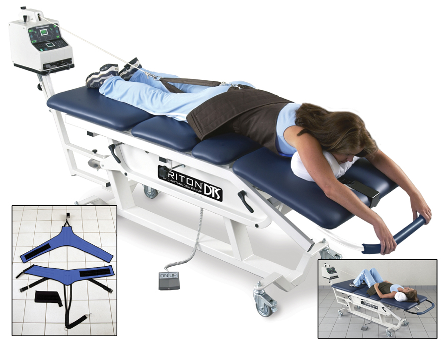 Decompression Therapy Chiropractic First